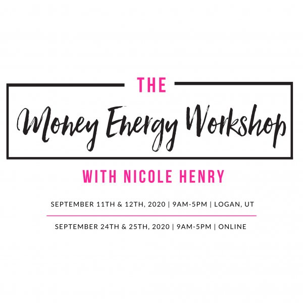 Money Energy Workshop